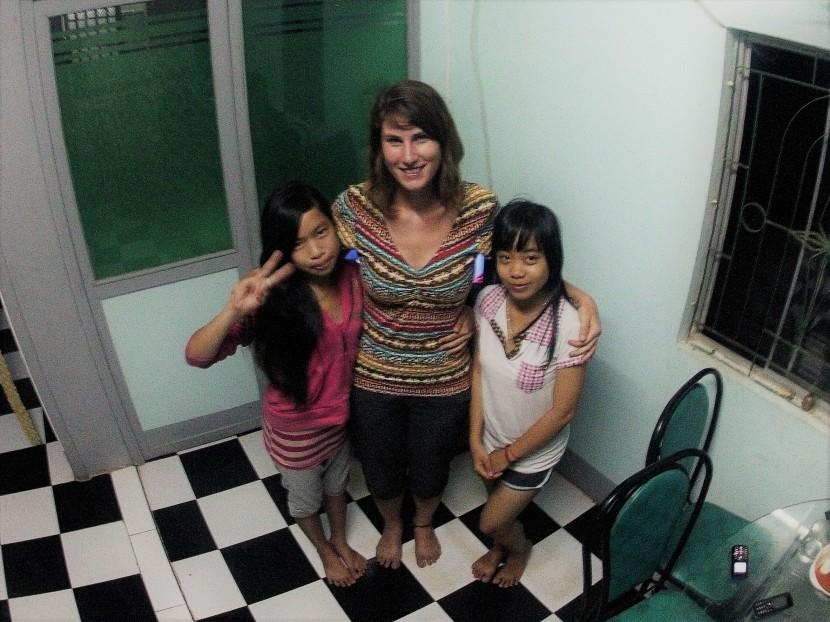 Sozialprojekte Vietnam